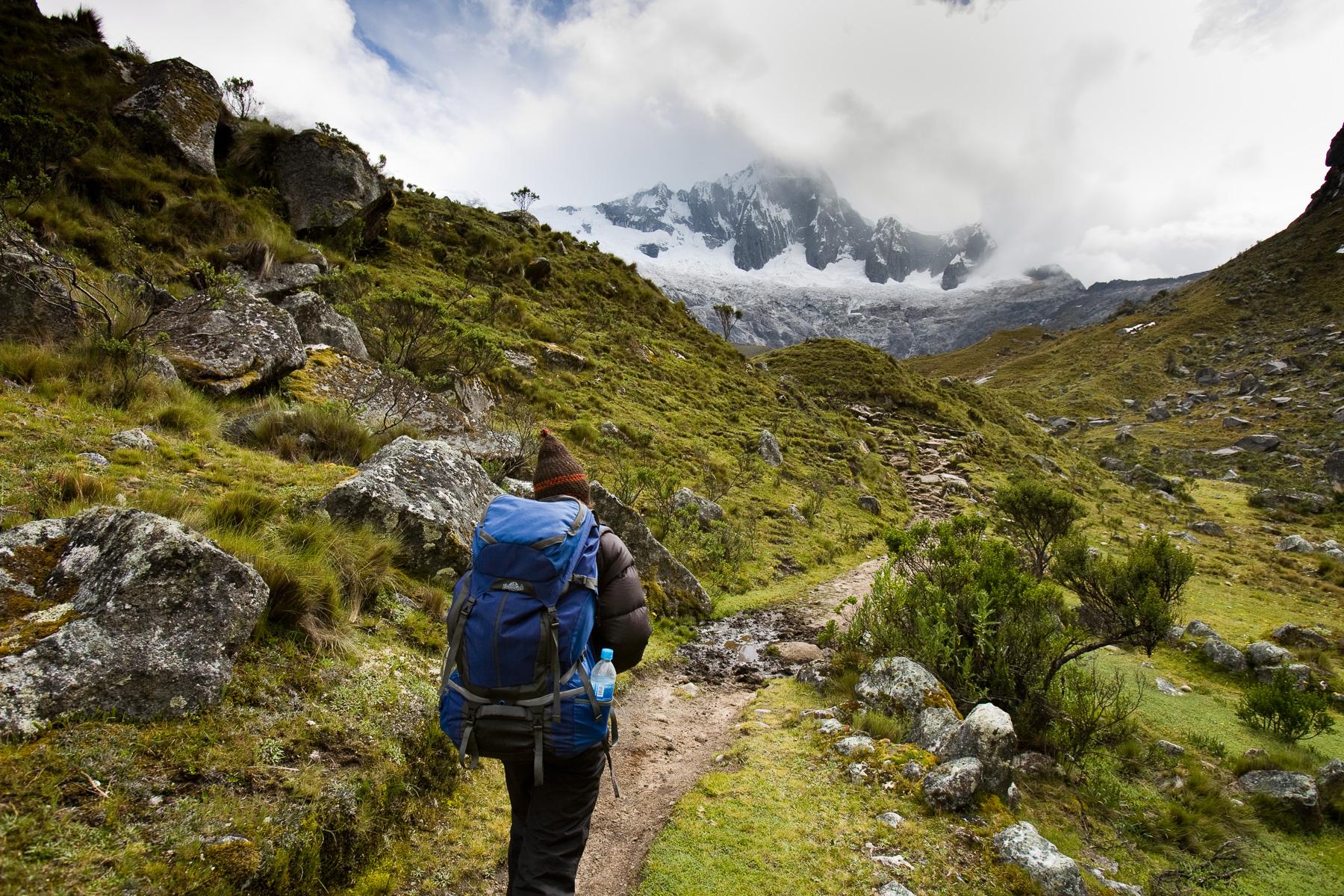 Santa Cruz Trek, Peru -