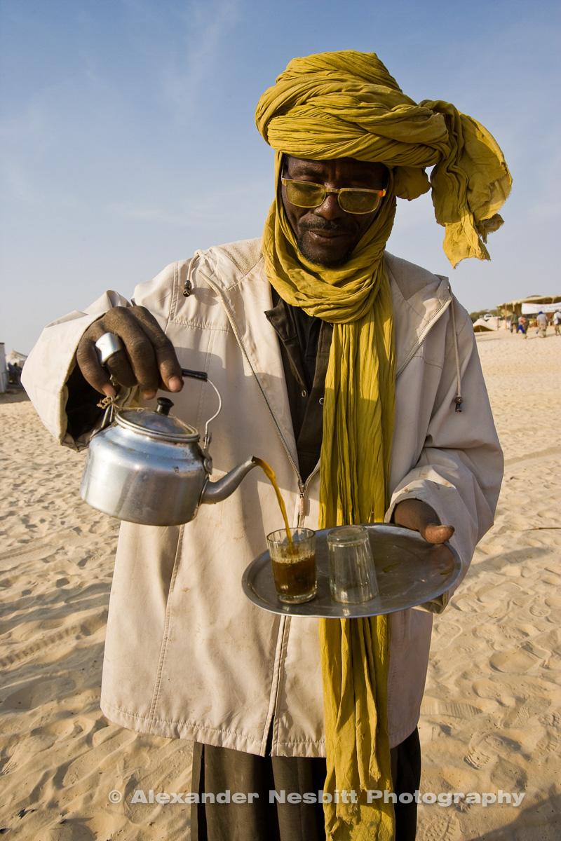 Tea Seller, Mali