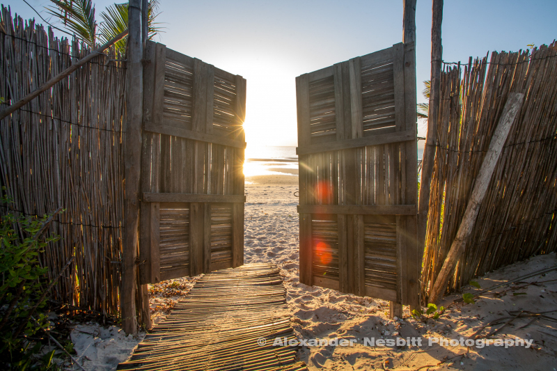 Door to the Sunrise