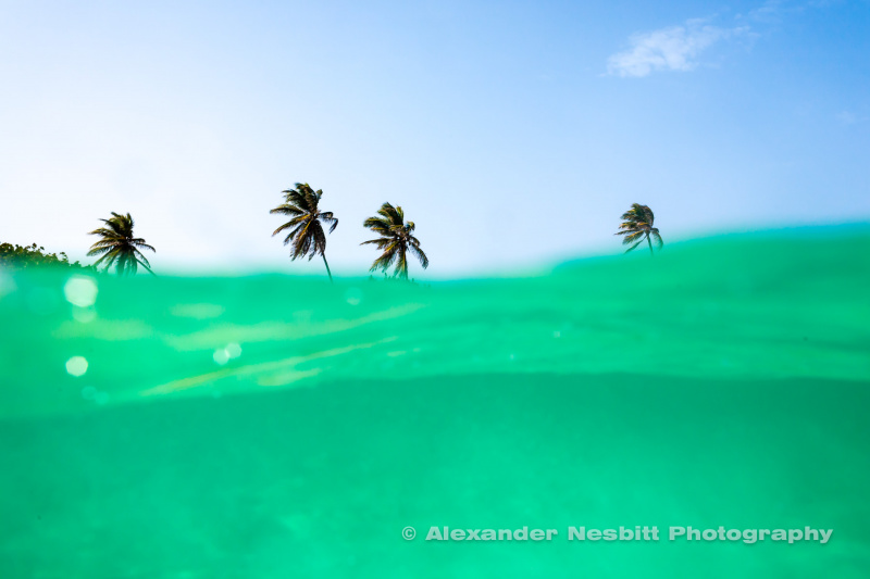 Over and under, Anguilla