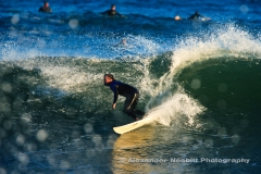 Surfing Ruggles