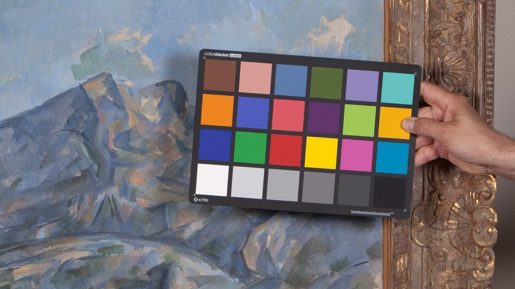Art reproduction service - Photography of paintings